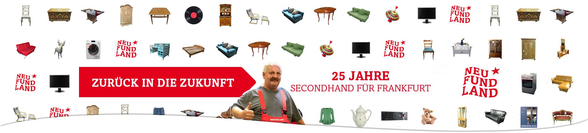 Neufundland - Secondhand Warenhaus aus Frankfurt am Main